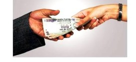 Vigilance nabs Sub-Inspector for taking bribe of One Lac