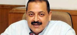 Dr Jitendra Singh felicitates the toppers of Civil Services Examination 2017