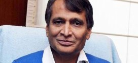 Suresh Prabhu lauds Telecom Commission's decision to allow in-flight connectivity