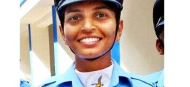 First Woman Fighter Pilot From the South of Vindhyas
