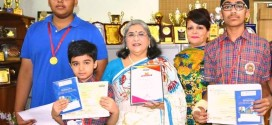 DAV Public School Grabs top Position in National Science Talent Search Exam