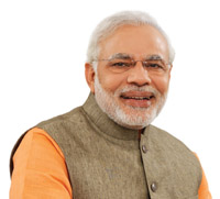 The Official Photograph of the Prime Minister, Shri Narendra Modi (High Resolution).