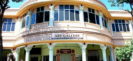 Play on Jallianwala Bagh at Art Gallery on April 20